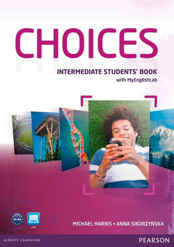 choices intermediate book with my english lab pearson