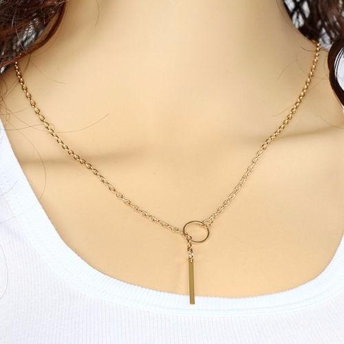 choker collar necklace charm statement fashion mujer no.39