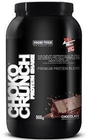 choko crunch protein shake (900g) - probiótica