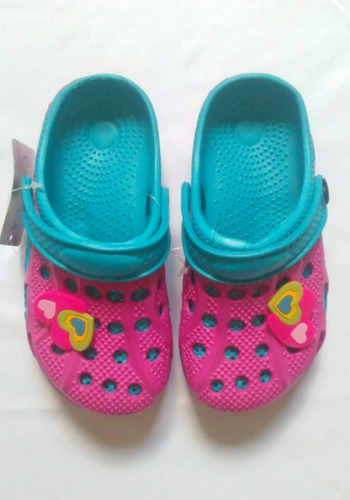 chola sandalias sueco tipo sapito para niño y niña