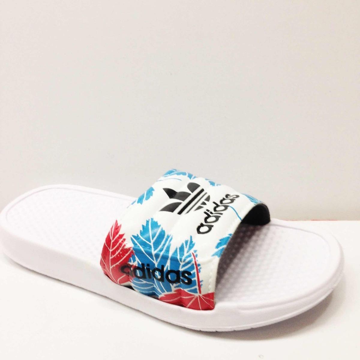 Cholas Chancletas adidas Nike Air Jordan Crocs Damas