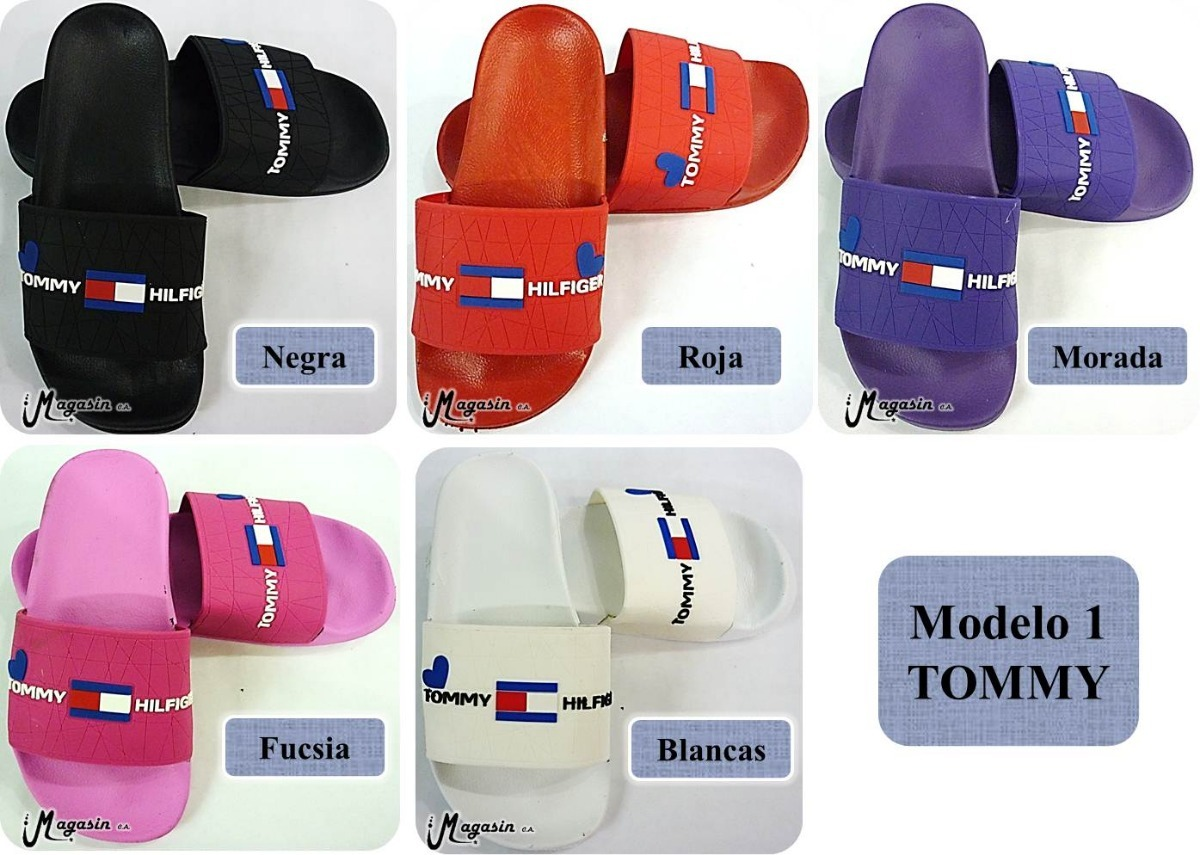Cholas Cotizas Damas Mujeres Tommy adidas