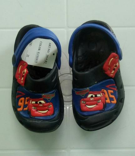 cholas sandalias tipo sueco para bebe