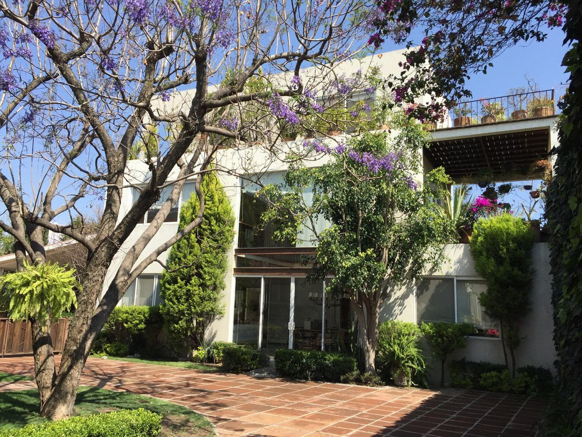cholula  vista espectacular - casa amueblada de diseño