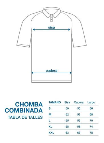 chomba combinada scania boutique 2019