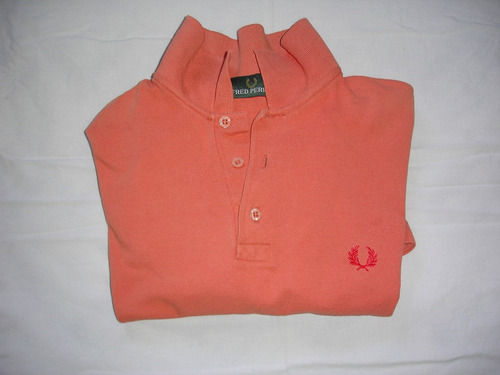 chomba fred perry talle s manga larga excelente