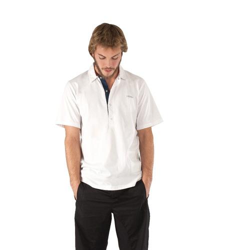 chomba hombre algodon 100% con proteccion uv
