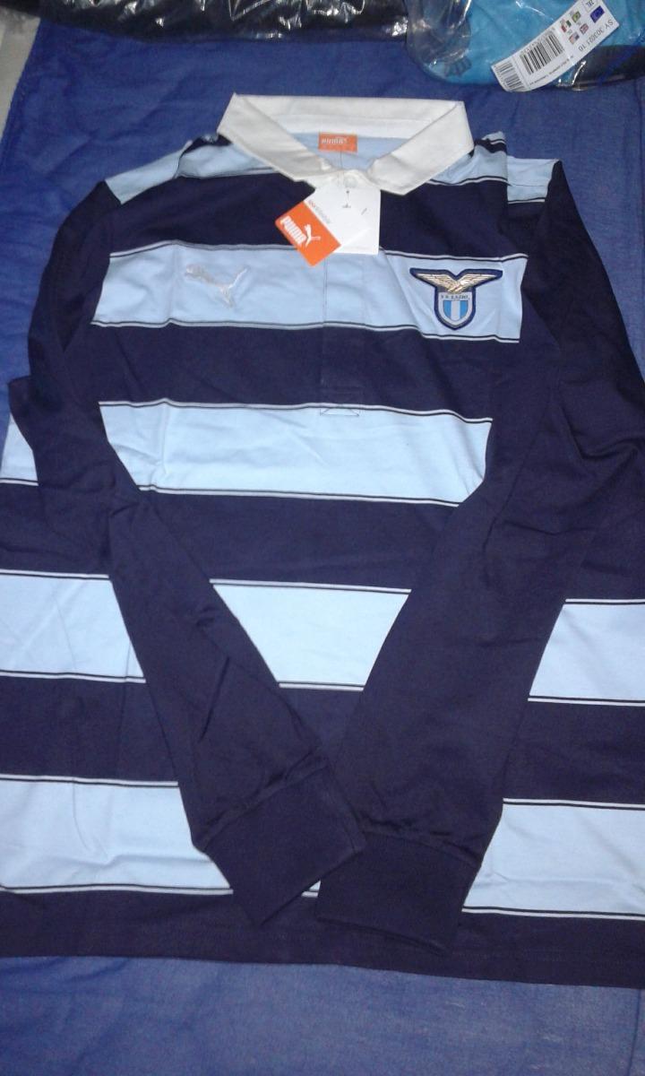 ropa Lazio manga larga