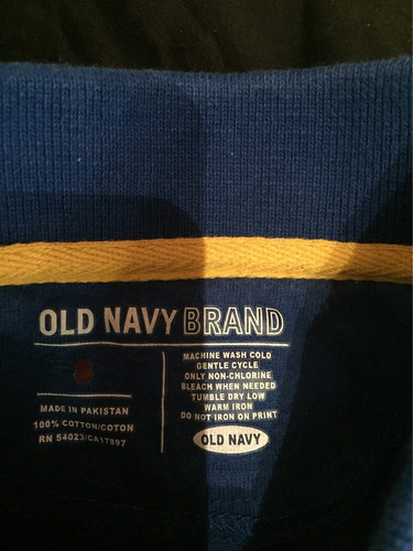 chomba old navy niños