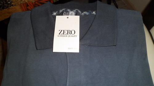chomba  zero manga larga talle 9 (especial) algodon 100%.