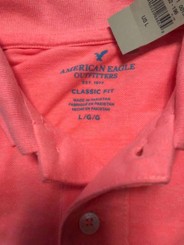 chombas hombre ,american eagle,nautica y tommy todas talle l