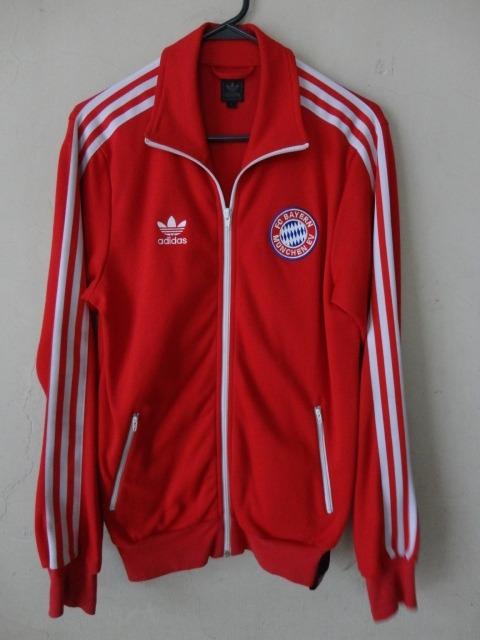 huge selection of d7b22 93c6a Chompa adidas Originals - Bayern Munchen - Usada - U$S 140,00