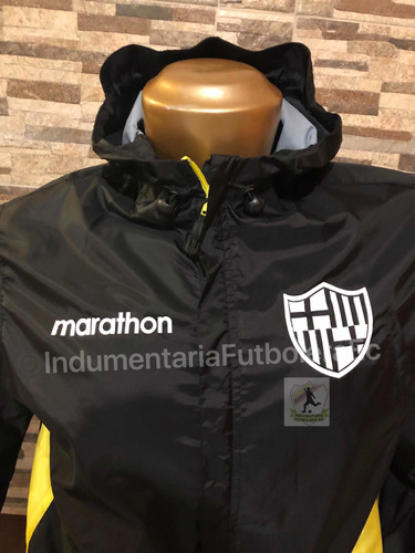 chompa impermeable bsc barcelona sporting club 2019