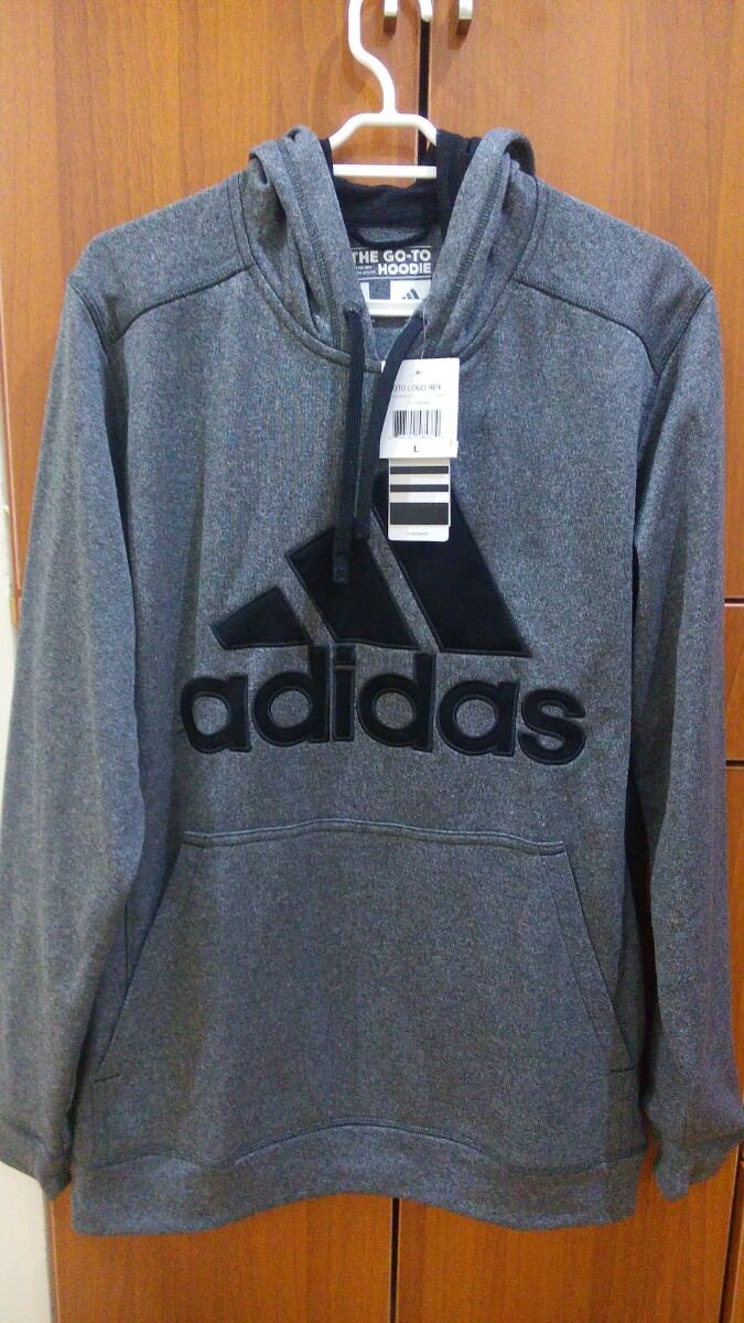adidas performance sudadera