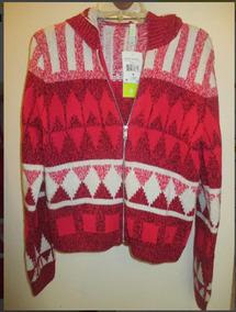 dc19dafe3e Chompa Sweater Para Dama Marca adidas Talla Small Importado