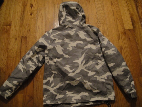 chompa tommy hifilger militar small impermeable ( 699 )