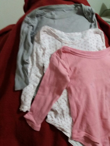 chompa, vestido, polo, ropa de baño bebita 12 meses