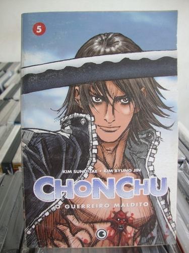 chonchu - o guerreiro maldito nº 05