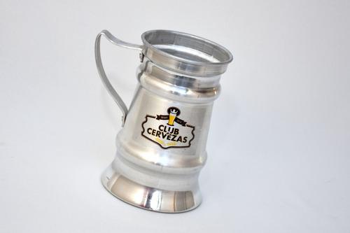 chop vaso jarra regalo empresarial personalizado - aluminio