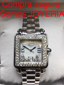 fdb763e648c1 Reloj Chopard Happy Diamonds - Joyas y Relojes en Mercado Libre México