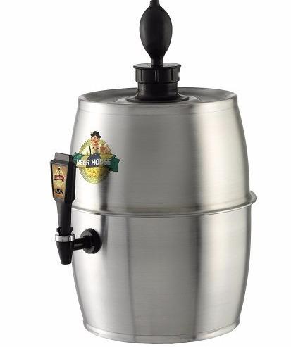 chopeira chopp cerveja beer house grande 5,6 lit ou 16 latas