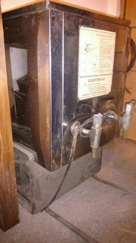 chopera electrica banco de frio
