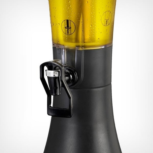 chopera torre cerveza dispenser con enfriador 2,5 litros