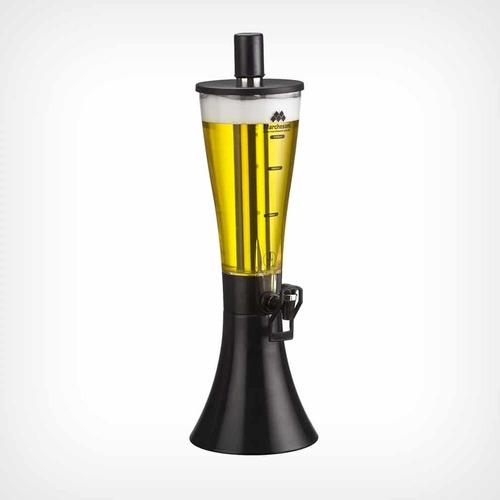 chopera torre dispenser cerveza fernet bebida marcbeer 1.5lt