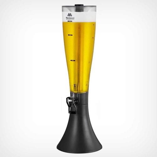 chopera torre dispenser cerveza fernet marcbeer 2.5lt cuotas