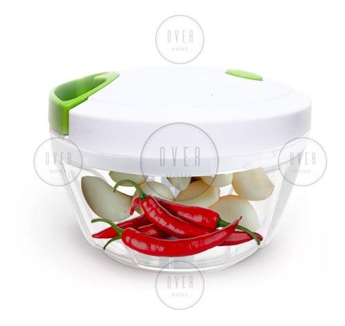 chopera triturador cortador picadora vegetales accesorio pc