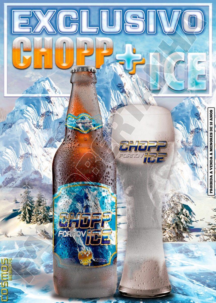bf08b3dfe chopp fornov ice 12 unidades + brinde. Carregando zoom.