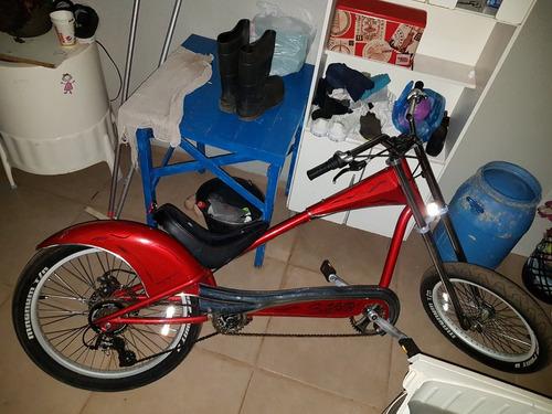 chopper giant bicicleta
