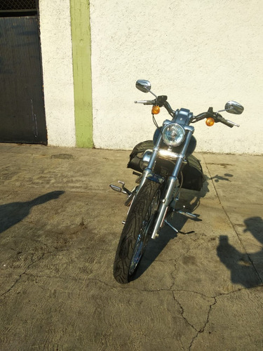 chopper harley davidson 2006