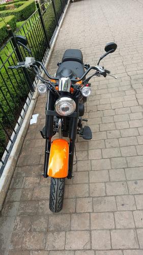 chopper motos moto