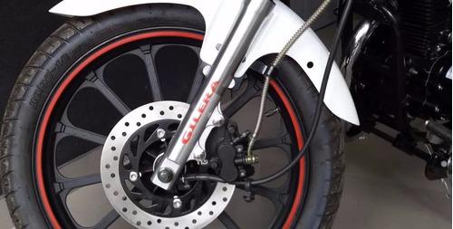 chopper motos moto gilera 200