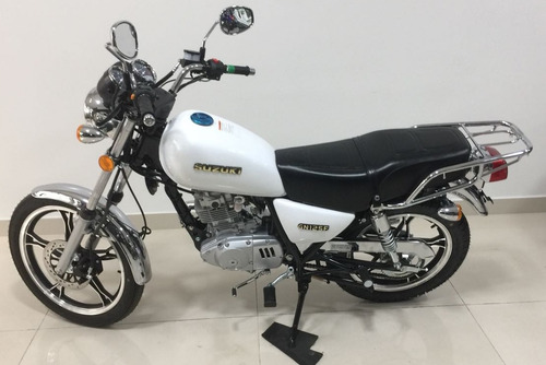 chopper motos suzuki 125