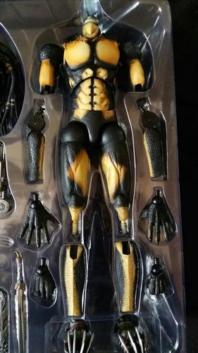 chopper predator hot toys 1 / 6 scale abierto jamás exhibido