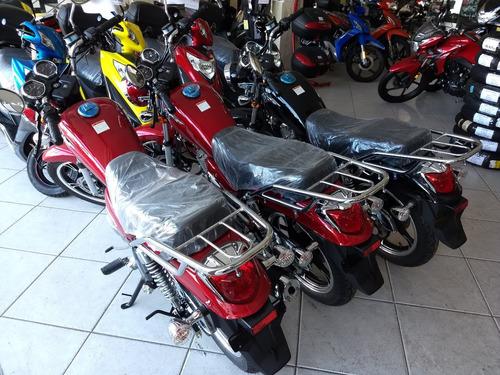 chopper road 150 cc, completa 0 km, 2018/2019