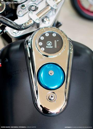 chopper zanella motos moto patagonian 150