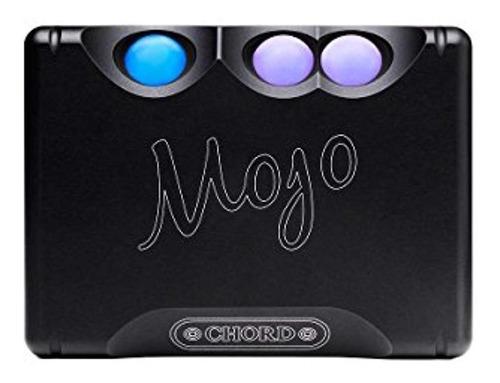 chord electronics mojo, amplificador dac