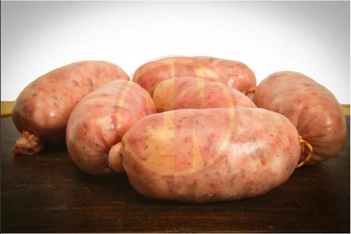 chorizo bombon carne vacuna - frigorífico nazca