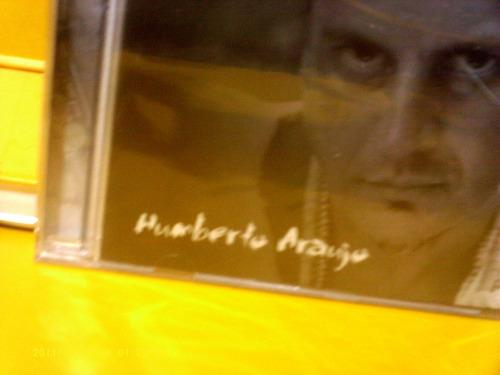 choro criolo - humberto araujo - cd lacrado