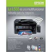 Printer Baratas Epson Con Sistema De Tinta En Oferta