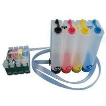 Sistema Continuo De Tinta Compatible Epson Tx-120 Tx-130