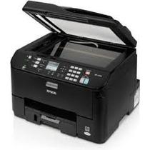 Impresora Epson Wf Pro 4530 Sistema Continuo Tipo Original
