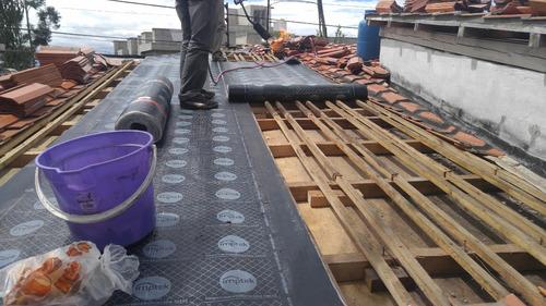 chova imptek impermeabilizacion de techos / losas / muros