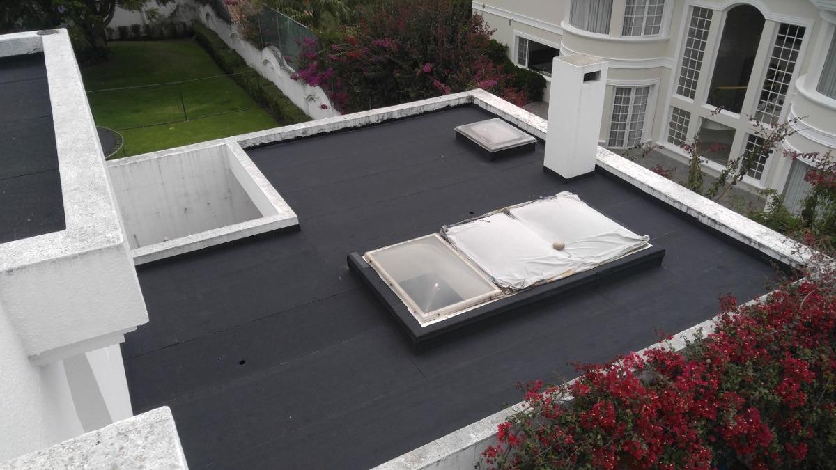 Chova imptek para impermeabilizacion de su techo o losa for Losa techo