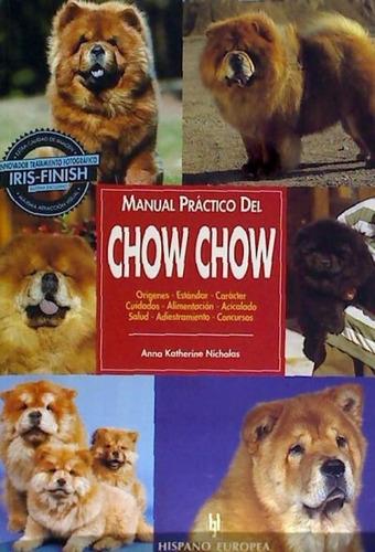 chow chow. manual práctico del(libro )