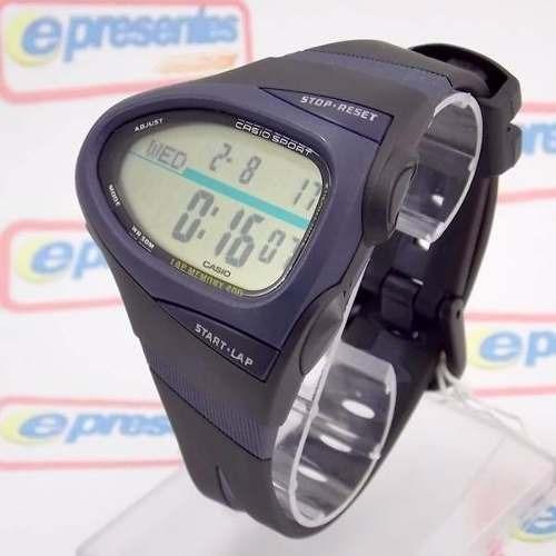 d75c6d7d764 Chr-100-1vdr Relógio De Pulso Casio Phys C  Monitor Cardíaco - R ...