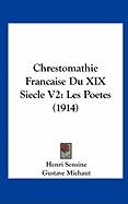 chrestomathie francaise du xix siecle v2: les, henri sensine